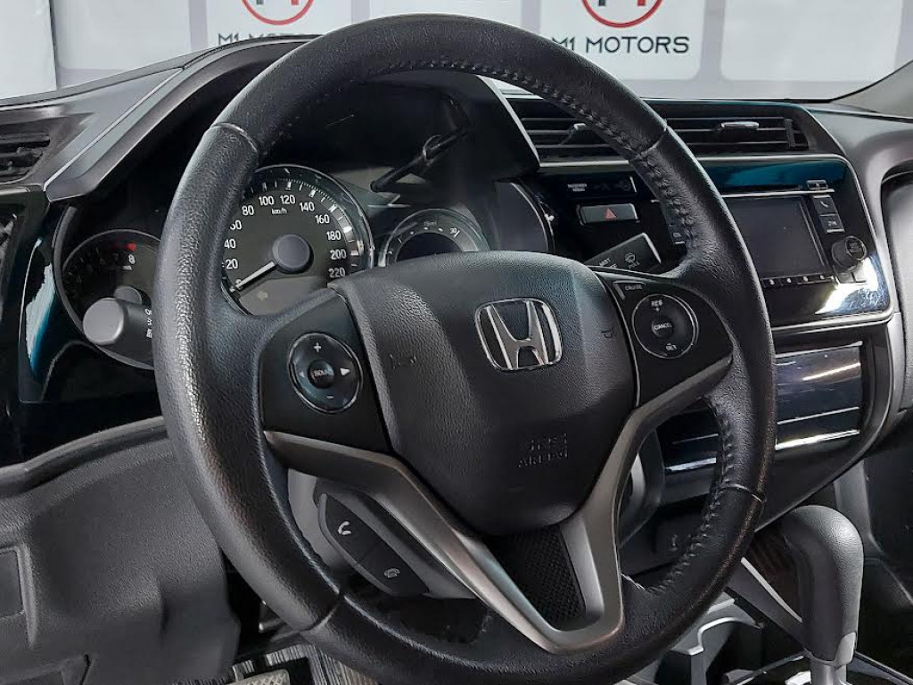 Imagem do veículo HONDA CITY EX 1.5 FLEX 4P CVT - 2018 - PRATA