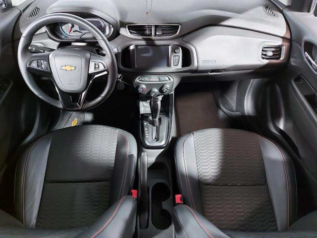 Imagem do veículo CHEVROLET ONIX LTZ 1.4 MPFI FLEX 4P AUTOMÁTICO 6M - 2018 - AZUL