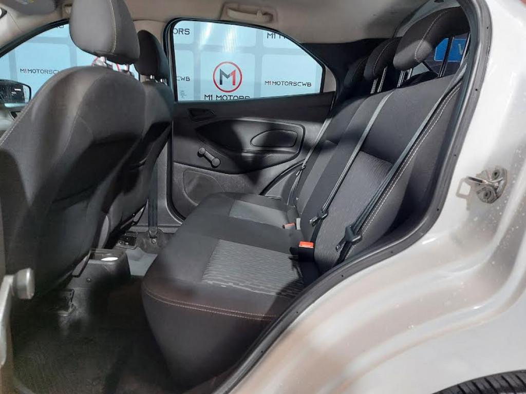 Imagem do veículo FORD KA SE 1.0 FLEX 4P MANUAL - 2018 - BRANCO