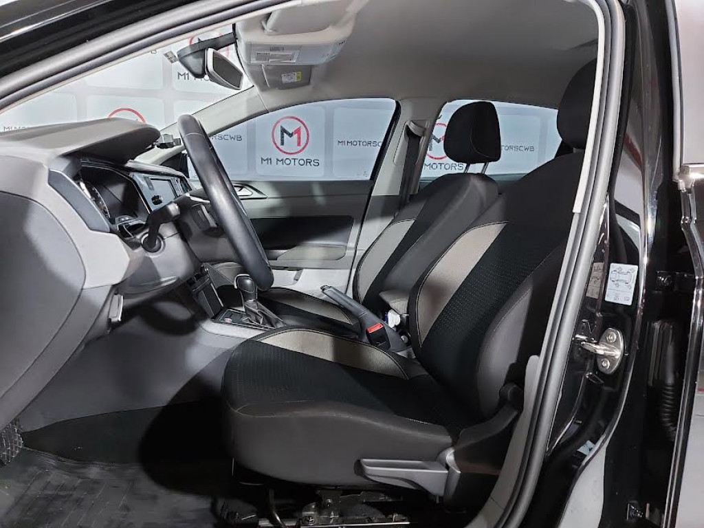 Imagem do veículo VOLKSWAGEN POLO COMFORTLINE 1.0 200 TSI AUTOMÁTICO 6M - 2019 - PRETO