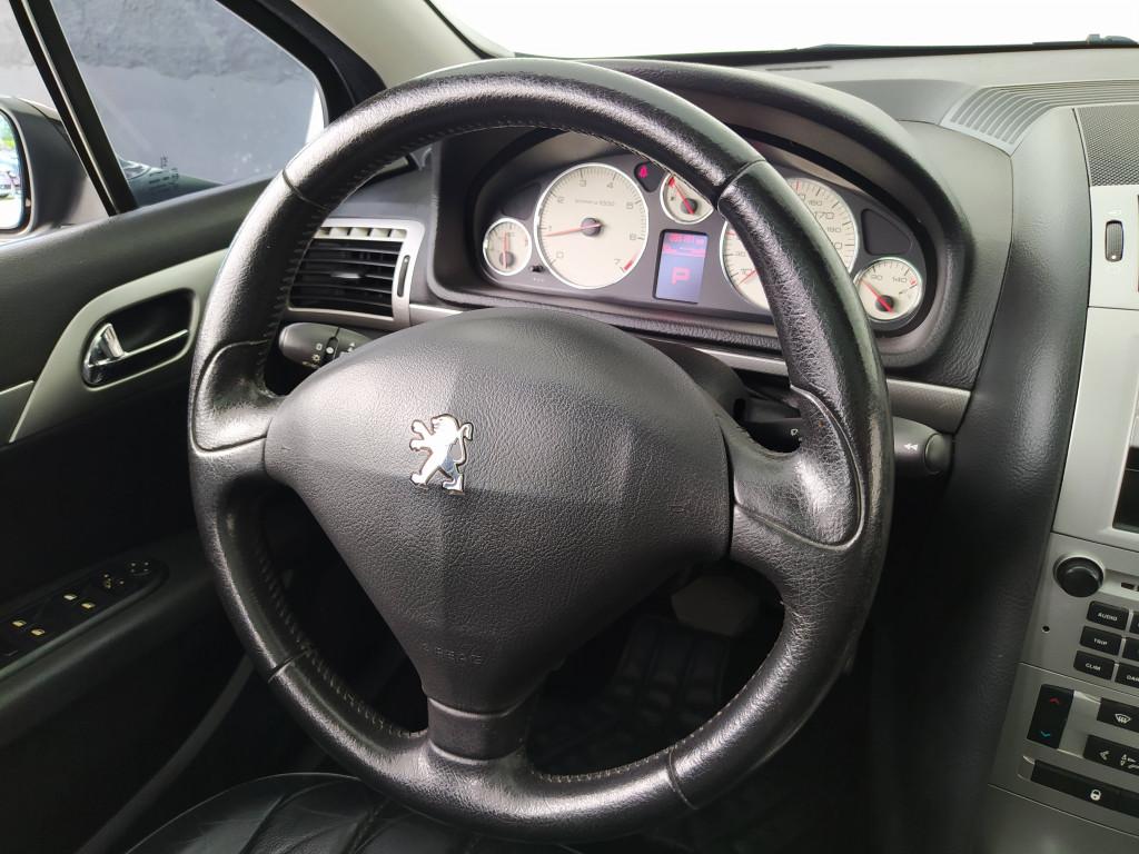 Imagem do veículo PEUGEOT 407 2.0 ALLURE SW 16V GASOLINA 4P AUTOMÁTICO