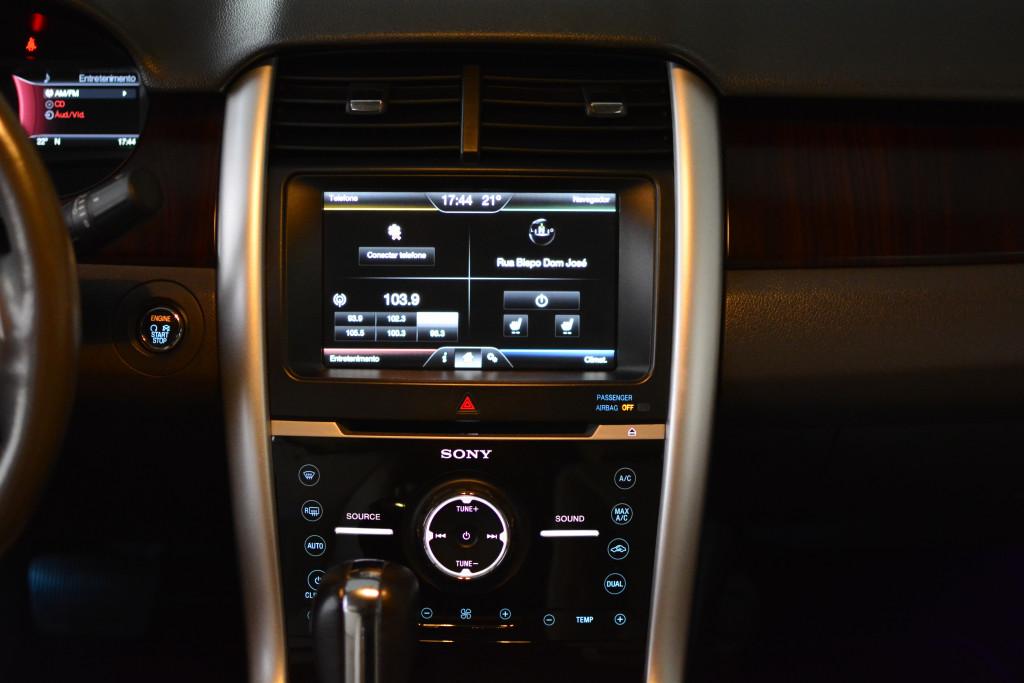 Imagem do veículo FORD EDGE 3.5 V6 GASOLINA LIMITED AUTOMÁTICO
