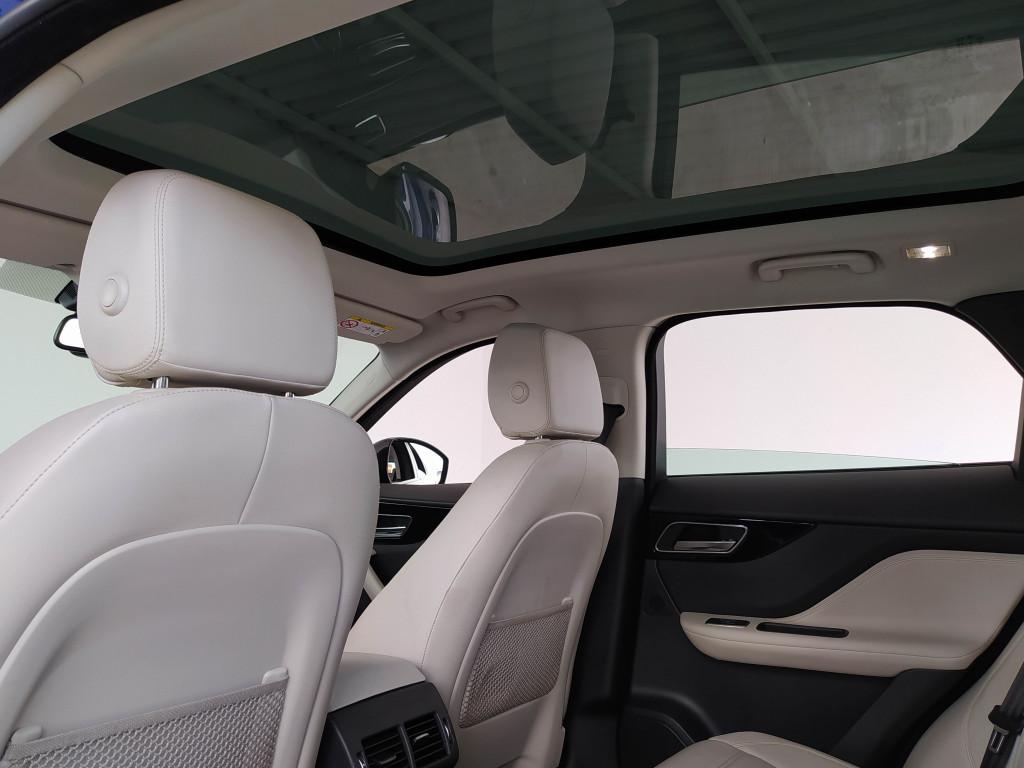 Imagem do veículo JAGUAR F-PACE 2.0 16V INGENIUM PRESTIGE AWD 4P AUTOMÁTICO
