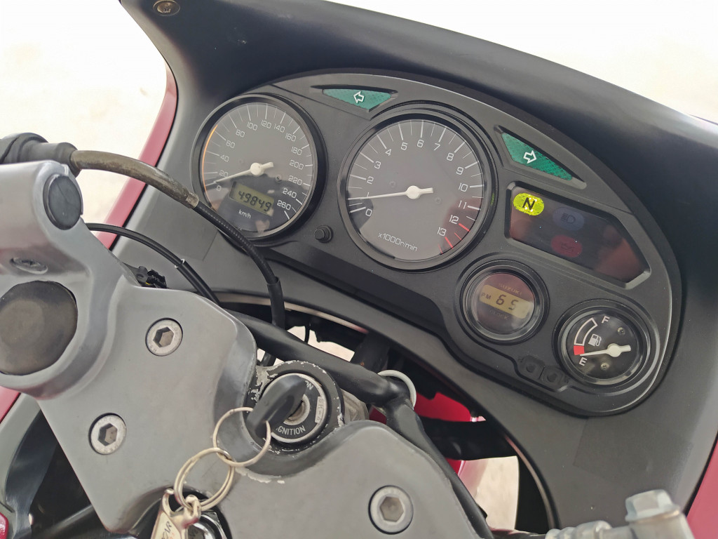 Imagem do veículo Suzuki GSX 750F
