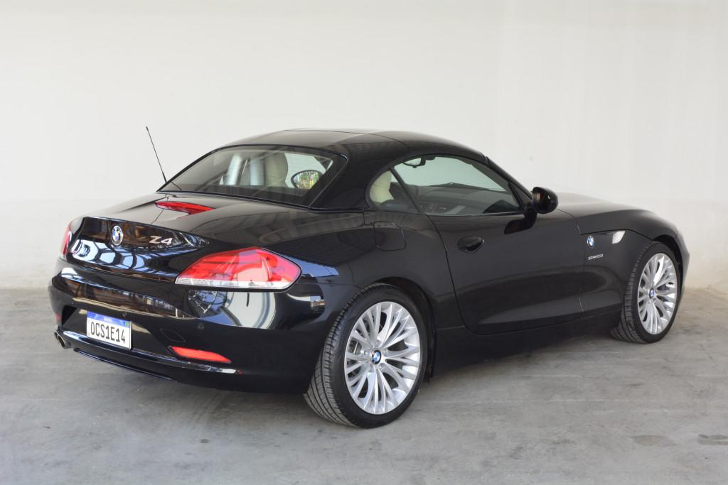 Imagem do veículo BMW Z4 2.5 I6 GASOLINA SDRIVE23I AUTOMÁTICO