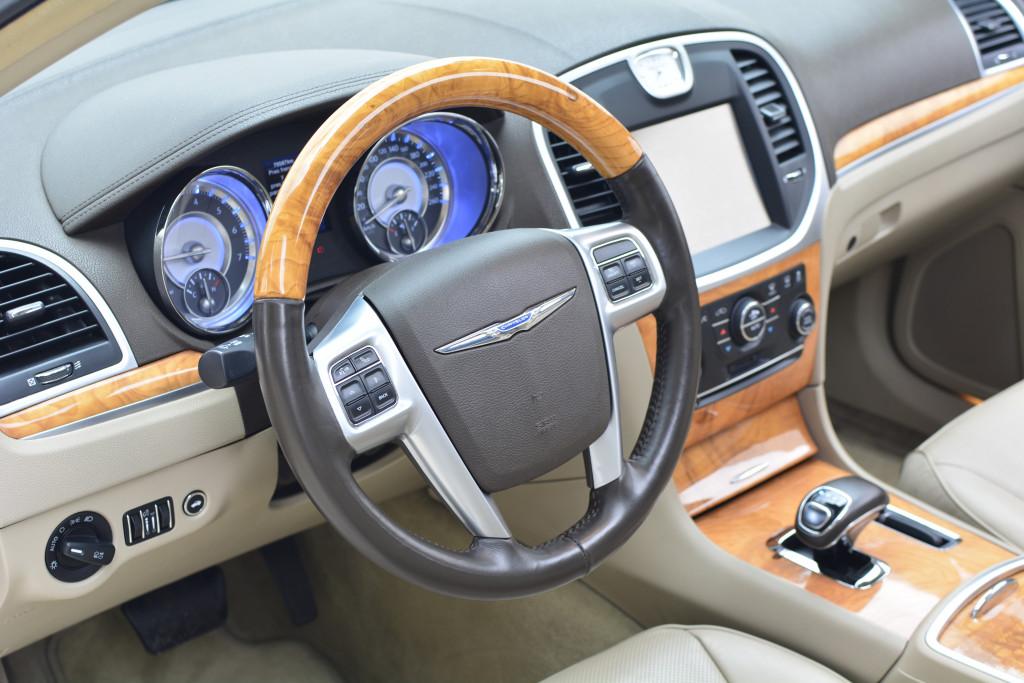 Imagem do veículo CHRYSLER 300 C 3.6 V6 24V GASOLINA 4P AUTOMÁTICO