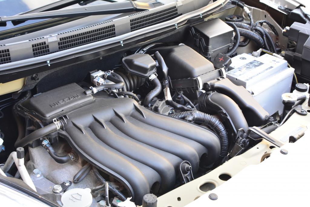 Imagem do veículo NISSAN MARCH 1.6 S 16V FLEX 4P MANUAL