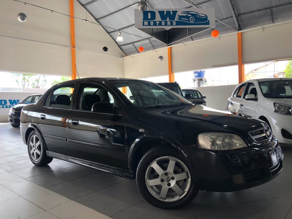 Chevrolet Astra Sed Elegance 2.0 Mpfi