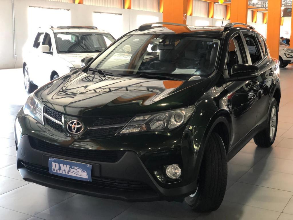 Imagem do veículo Toyota Rav4 2.0 4x2 16v Aut