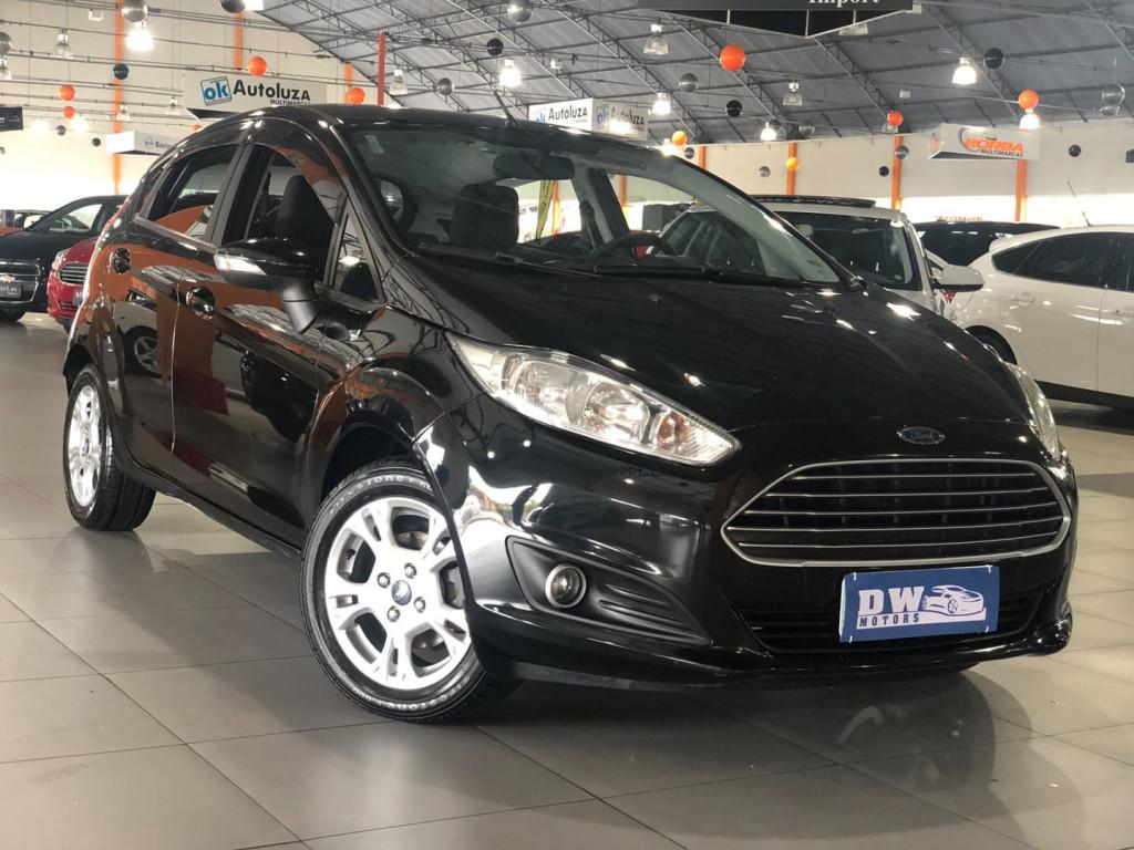 Ford Fiesta 1.6 Se Hatch 16v Flex 4p Aut