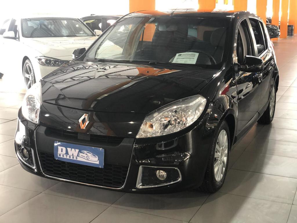 Imagem do veículo Renault Sandero 1.6 Privilege