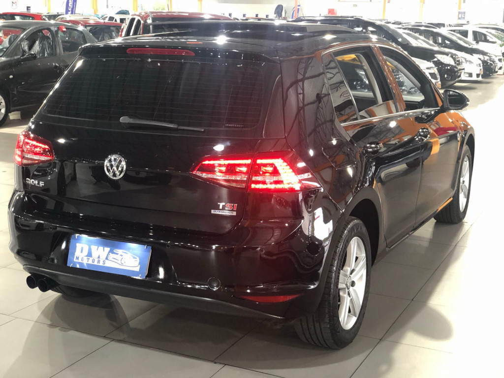 Imagem do veículo Volkswagen Golf 1.4 Tsi Highline 16v Gasolina 4p Automatico