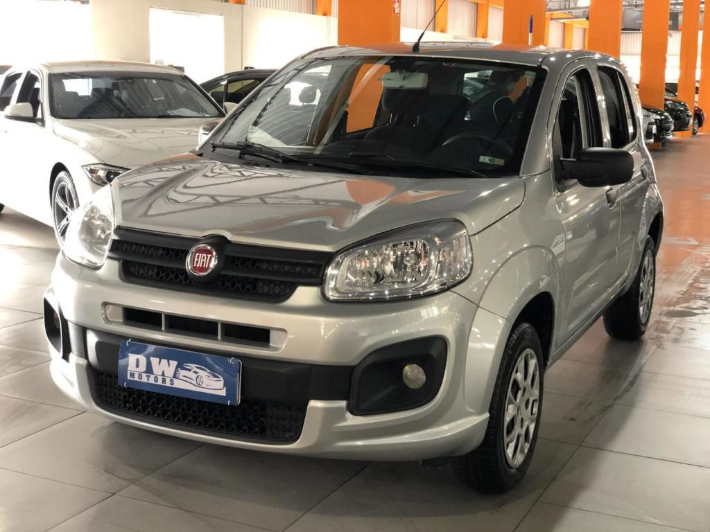 Fiat Uno Attractive 1.0e