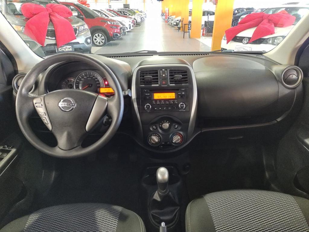 Imagem do veículo Nissan March 16sv