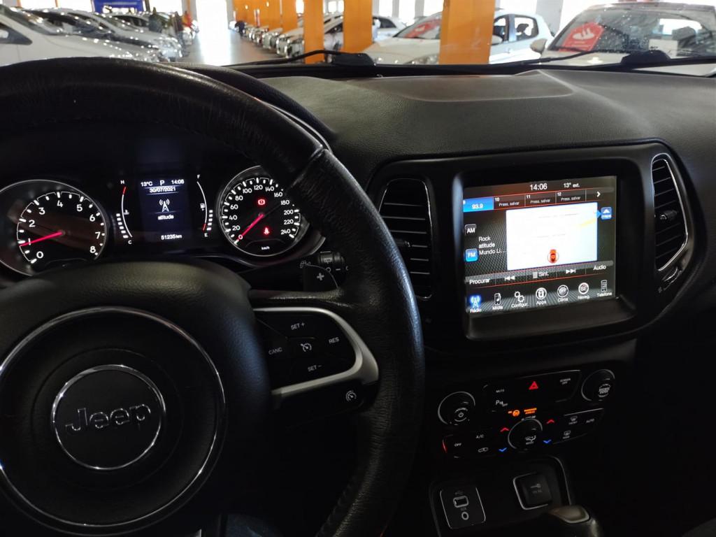 Imagem do veículo Jeep Compass Lngtd At