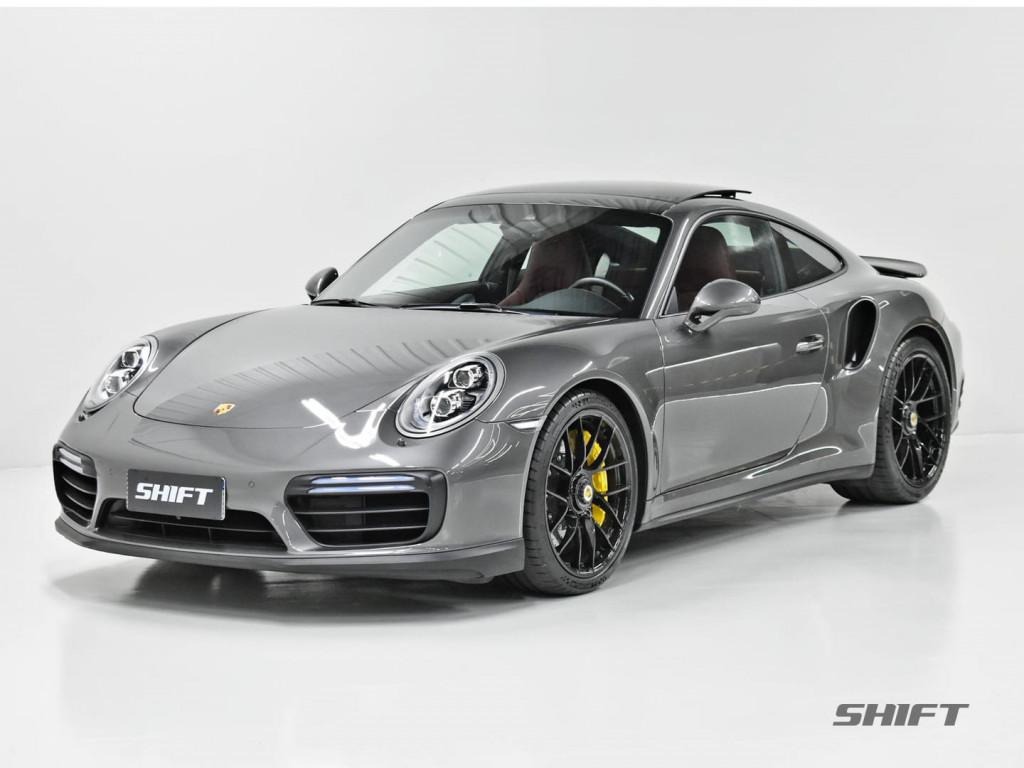 Porsche 911 TURBO S 580CV 2018