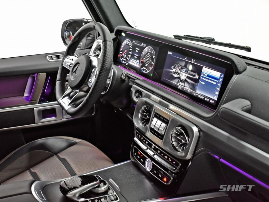 Imagem do veículo Mercedes-benz G-63 AMG 4MATIC 4.0 V8 Bi-TB 585cv Aut.