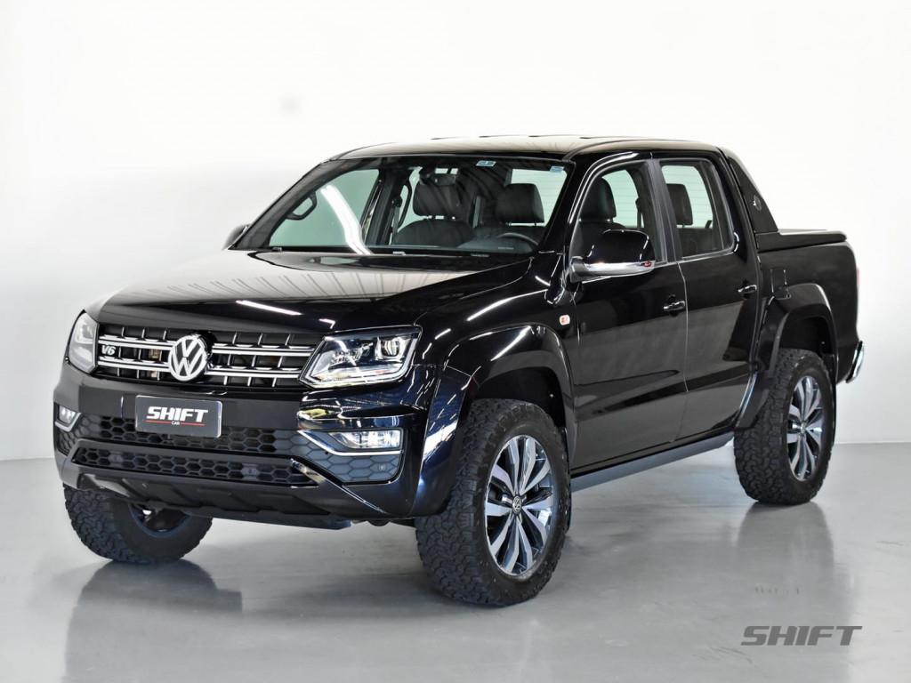 Volkswagen AMAROK 3.0 V6 TDI DIESEL HIGHLINE EXTREME CD 4x4 AUT