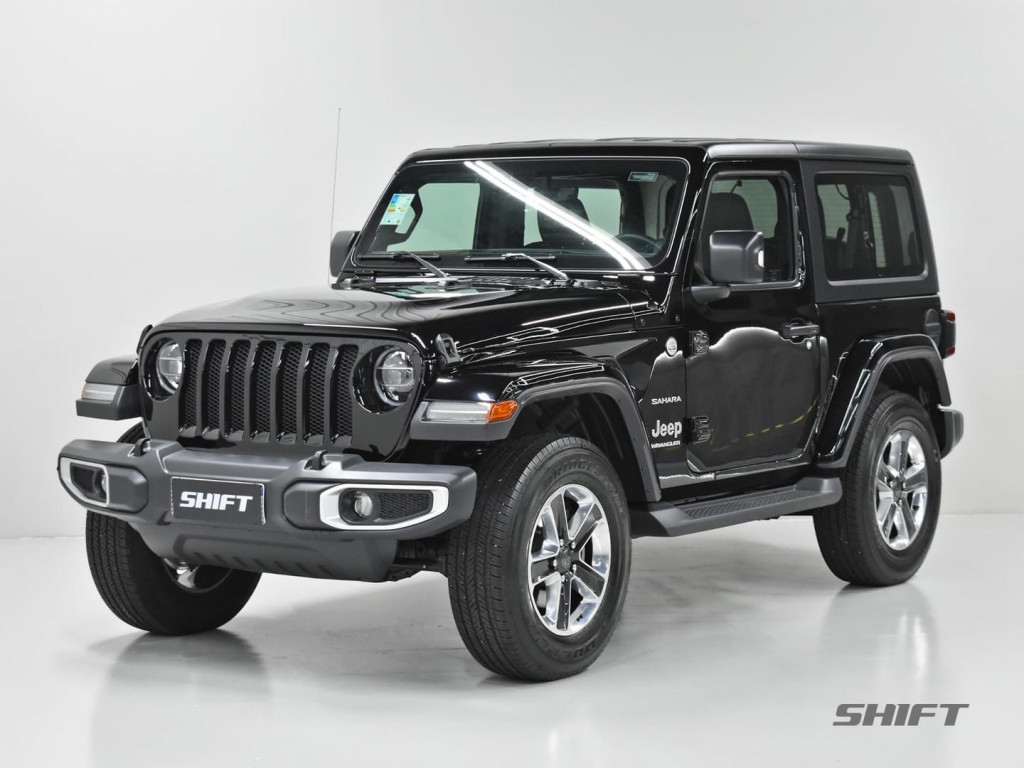 Jeep WRANGLER SAHARA 2.0 4X4 271CV 2P