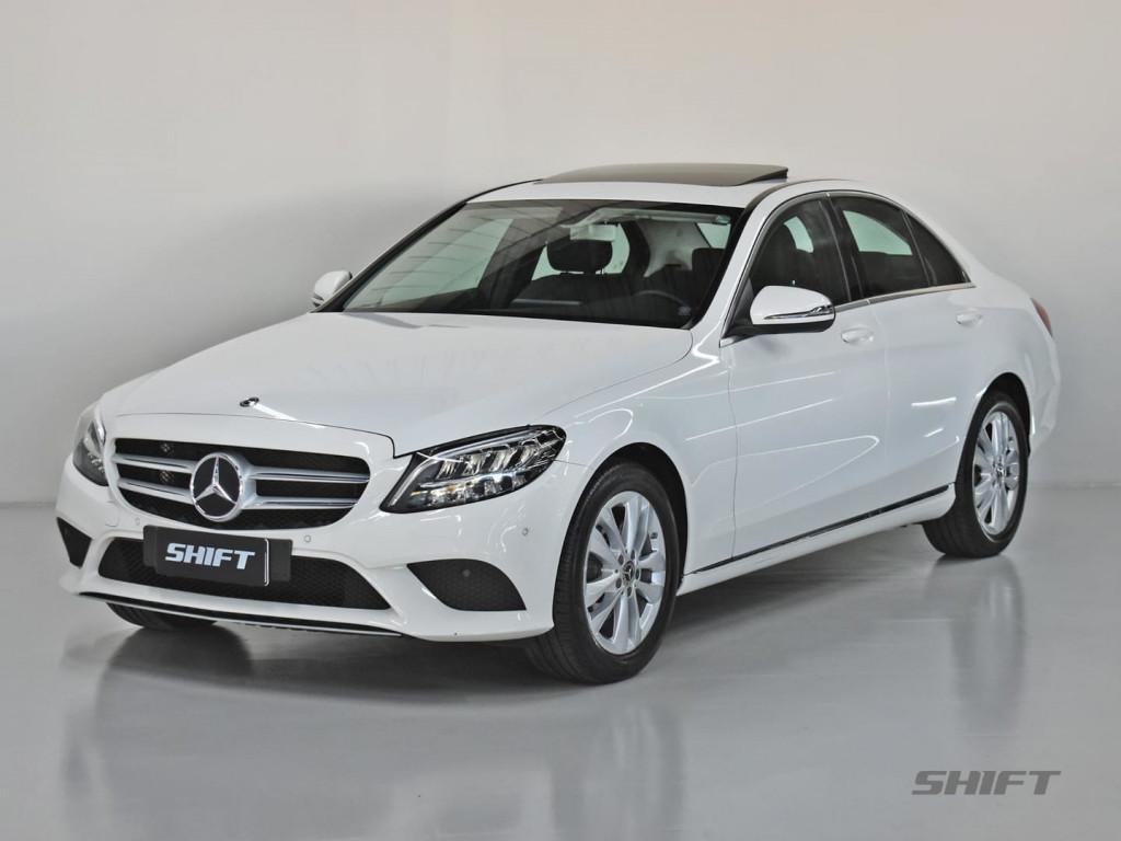 Mercedes-benz C200 EQ-BOOST 1.5