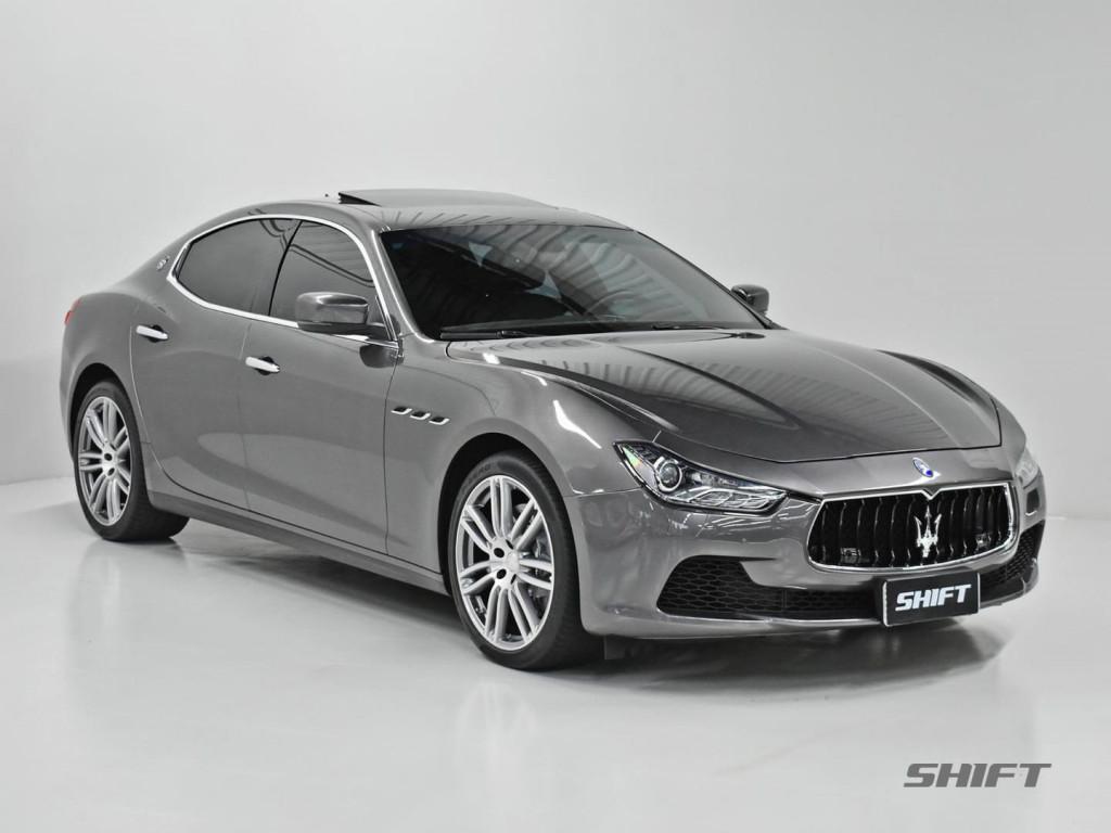 Imagem do veículo Maserati Ghibli 3.0 V6 Automático