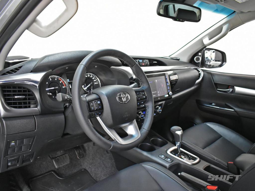 Imagem do veículo TOYOTA HILUX CD DSL 4X4 SRX AT 2021