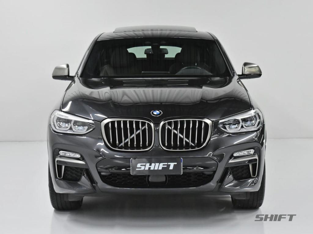 Imagem do veículo BMW X4 M40i 3.0 TURBO V6 360V AUT 2020