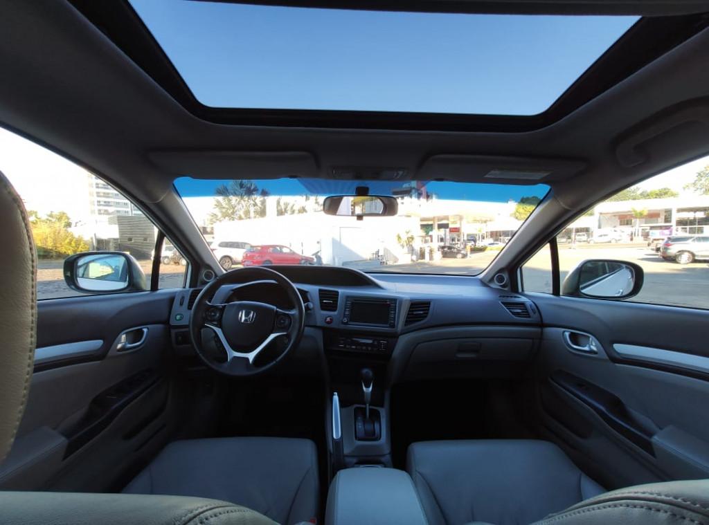 Imagem do veículo HONDA CIVIC 2.0 exr 16v flex 4p automatico