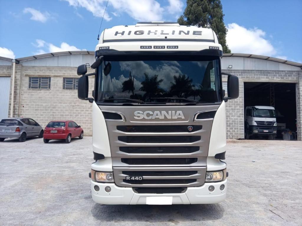 Imagem do veículo SCANIA R 440 A 6x2 2P