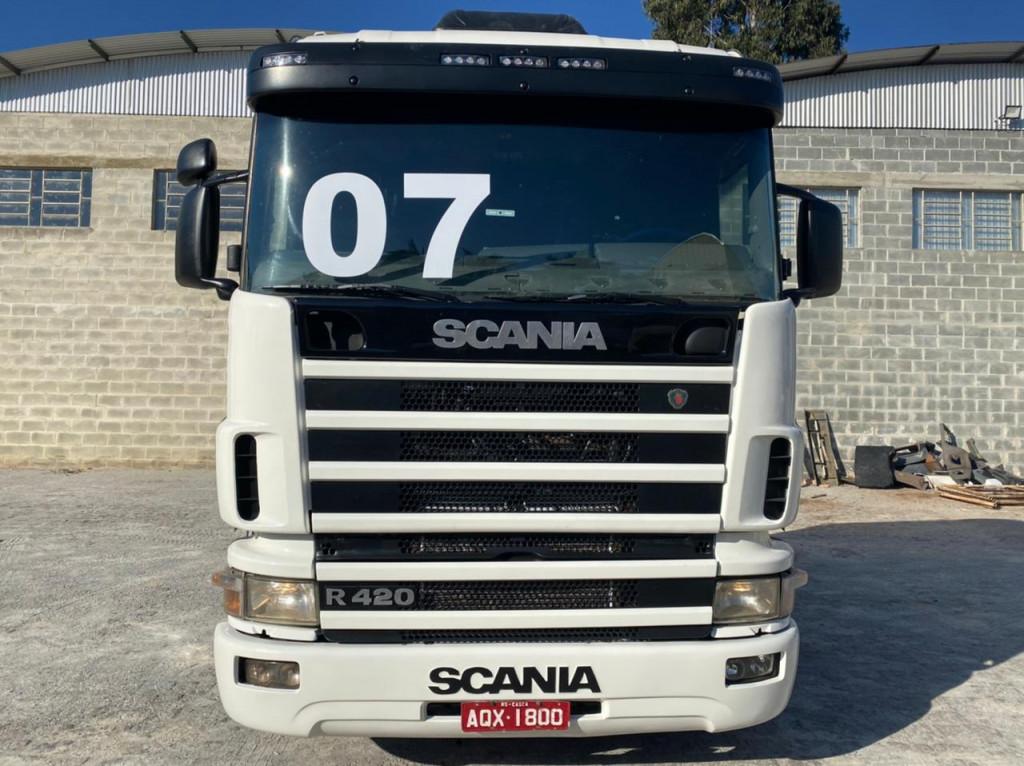 Imagem do veículo SCANIA G 420 A 6x2 2P