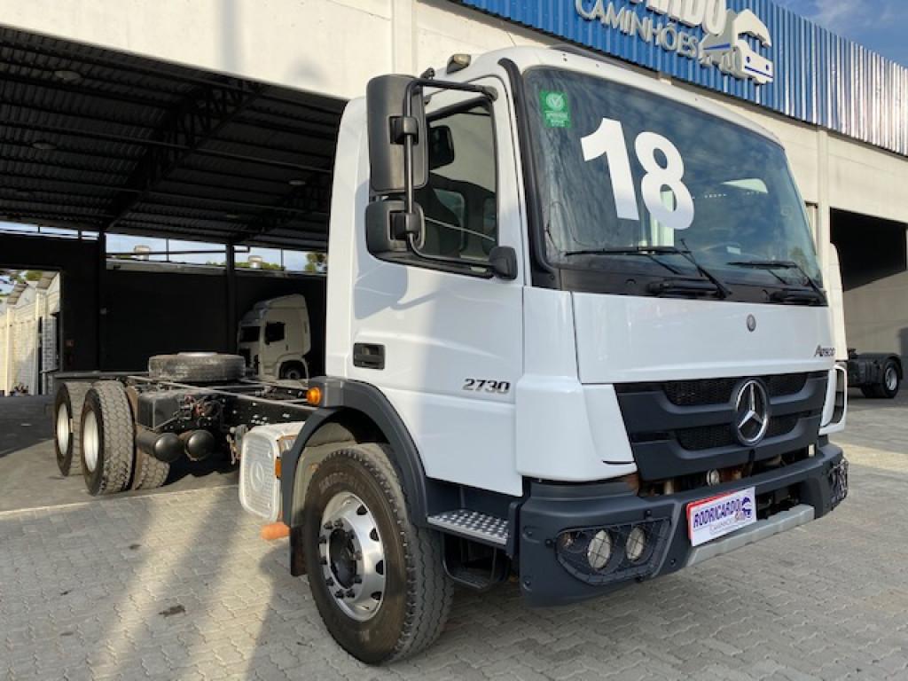 MERCEDES-BENZ Atego 2730 2730K 6x4 2p (diesel)(E5)