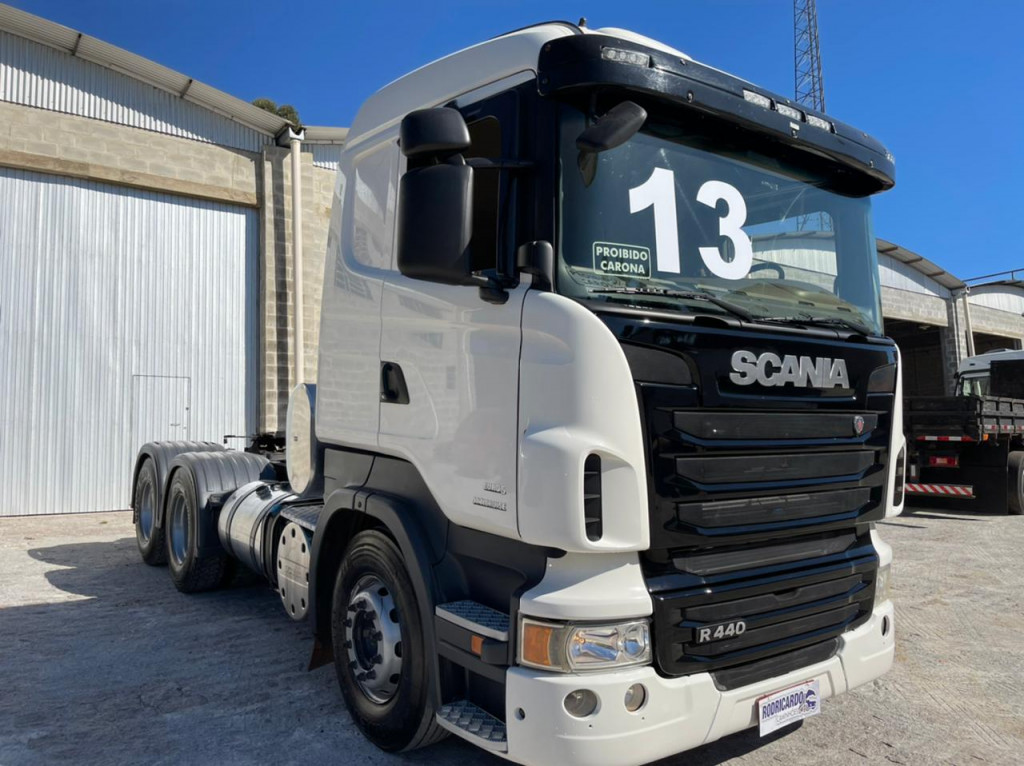 SCANIA R 440 A 6x4 2P