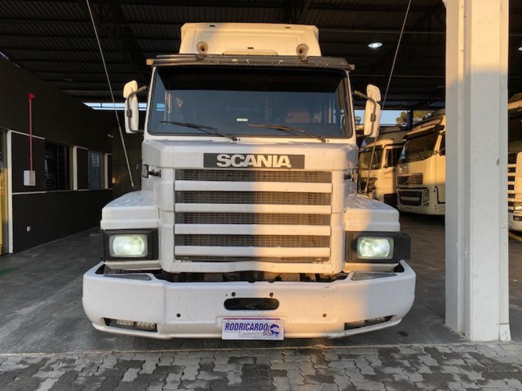 Imagem do veículo SCANIA T 113 H 320 4x2 2P