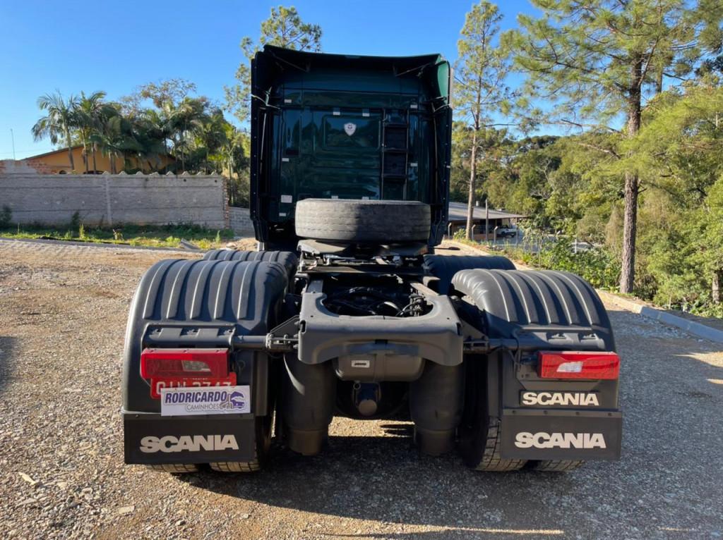 Imagem do veículo SCANIA R 440 A 6x4 2P