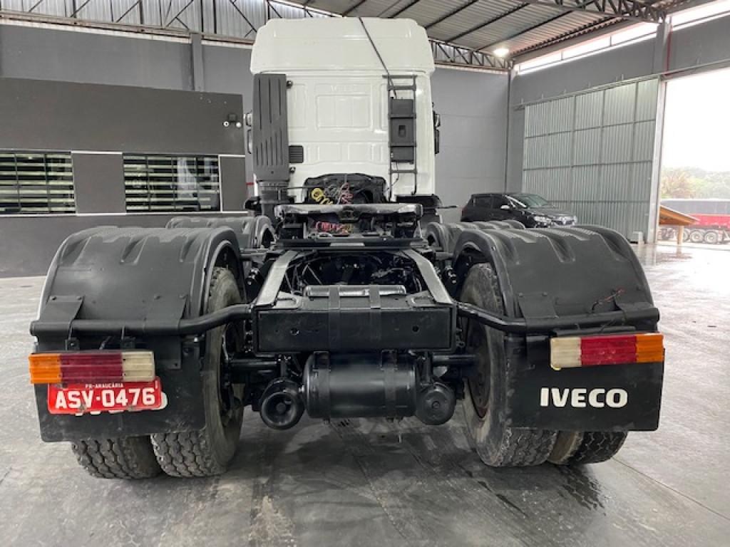Imagem do veículo IVECO Stralis HD 740-S46TZ 3-Eixos 2P