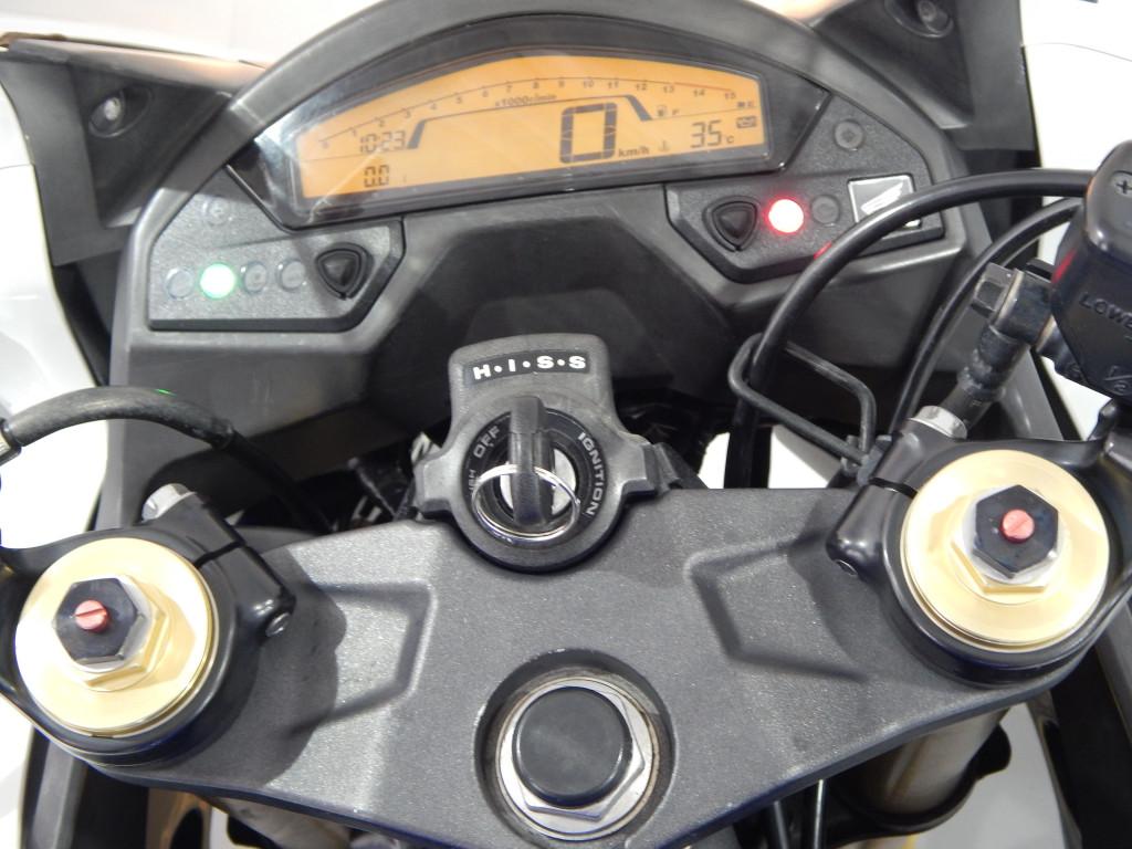 Imagem do veículo HONDA CBR 600 F