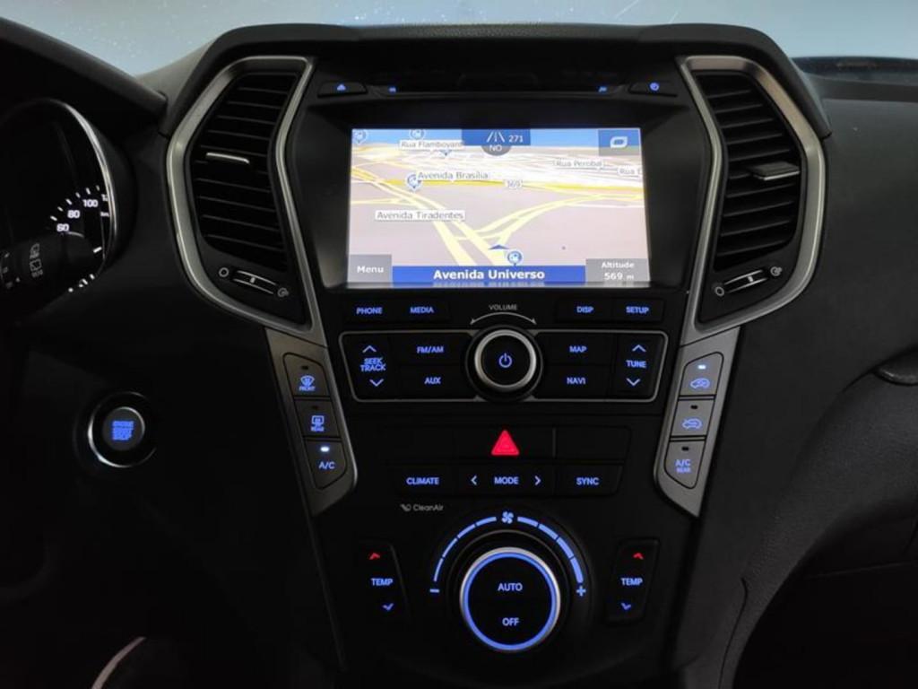Imagem do veículo HYUNDAI SANTA FE V6 7 LUGARES AUTOMÁTICO