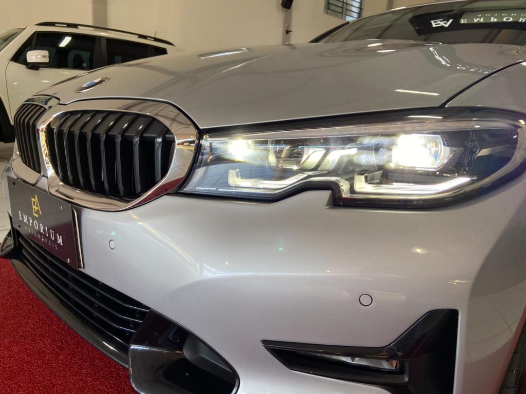 Imagem do veículo BMW 320I 2.0 SPORT 16V TURBO ACTIVE FLEX 4P AUTOMATICO