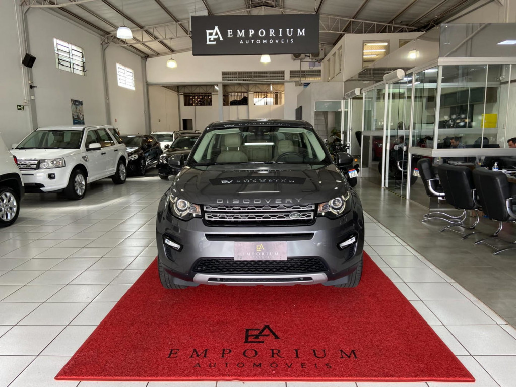 LAND ROVER DISCOVERY SPORT D180 HSE (7 LUGARES)