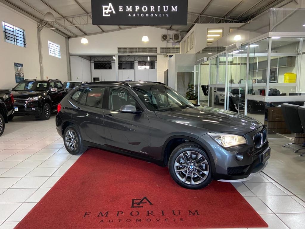 BMW X1 2.0 16V TURBO ACTIVEFLEX SDRIVE (AUTO)