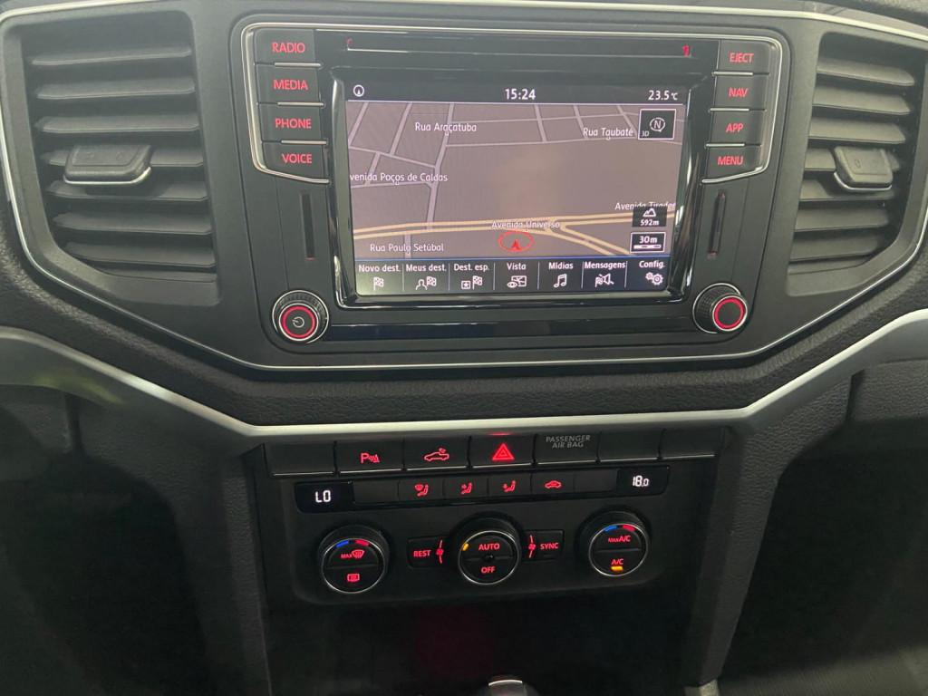 Imagem do veículo VOLKSWAGEN AMAROK 3.0 V6 TDI DIESEL HIGHLINE CD (AUT)