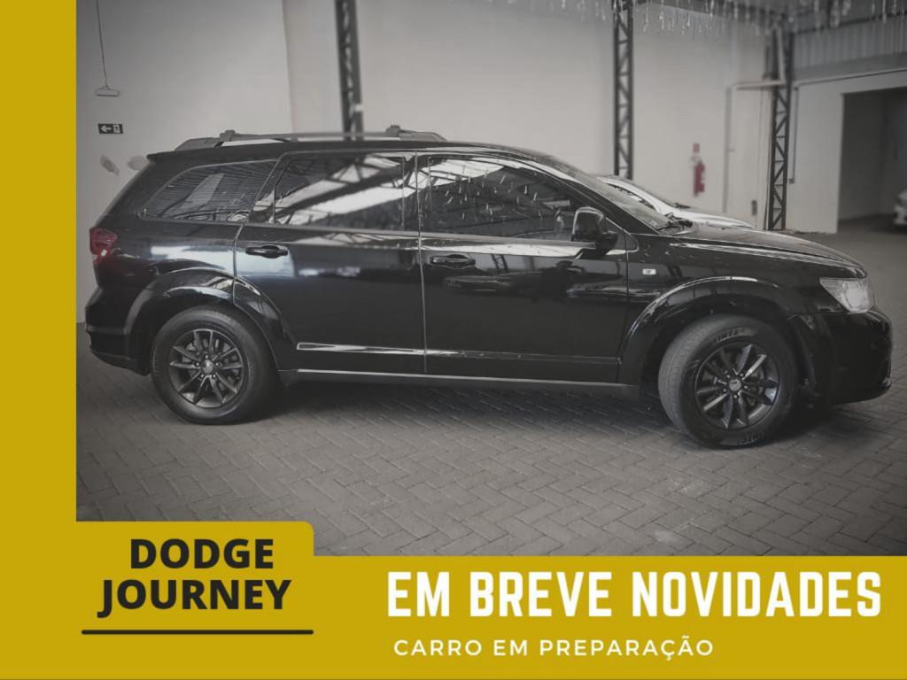 DODGE JOURNEY SXT V6 3.6 (7LUGARES) (GASOLINA) (AUTO)