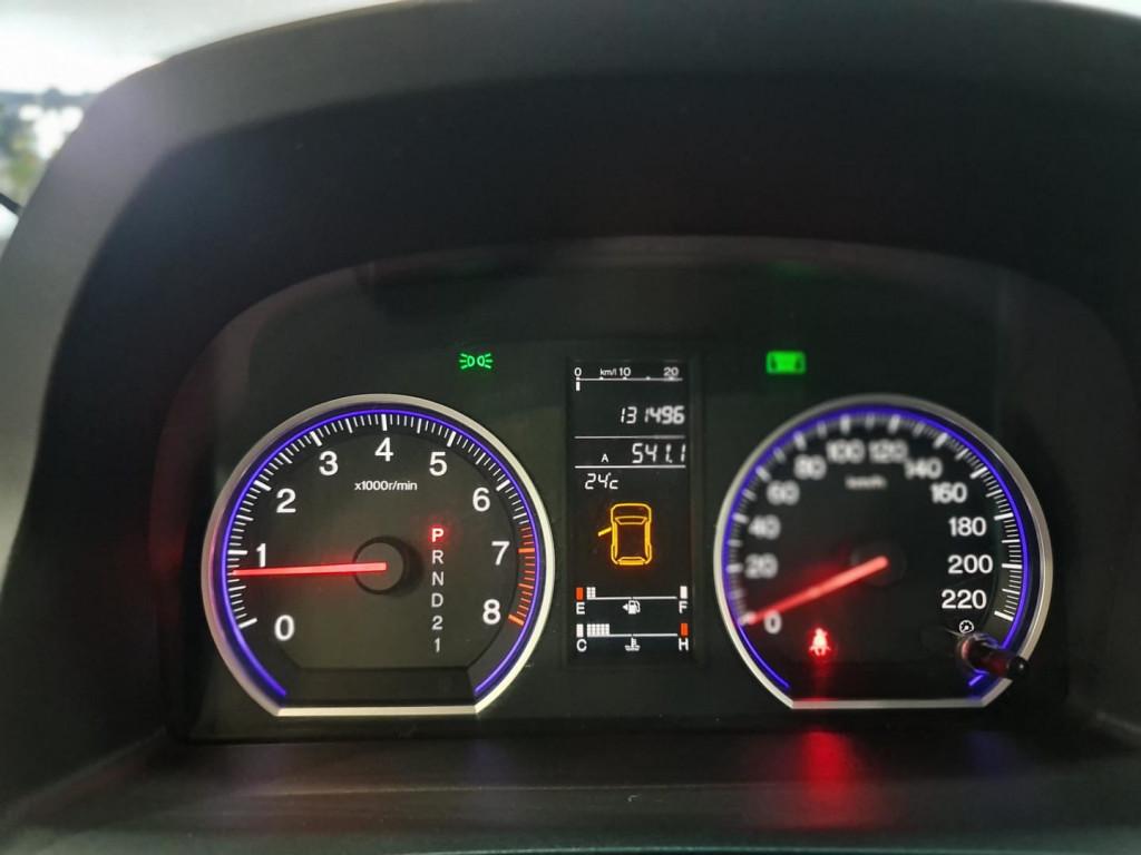 Imagem do veículo HONDA CR-V LX 4X2 (AUTO) (GASOLINA)