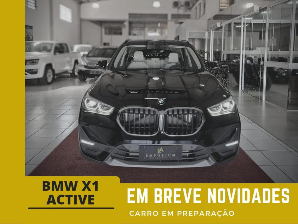 BMW  X1 SDRIVE 20i GP ACTIVE (FLEX) (AUTO)