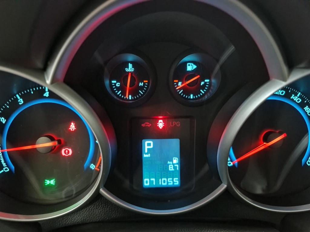 Imagem do veículo CHEVROLET CRUZE LT 1.8 (FLEX) (AUTO)