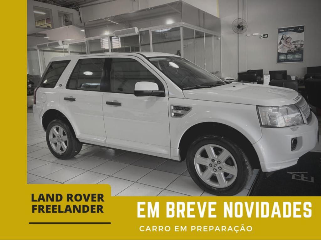 Imagem do veículo LAND ROVER FREELANDER2 SD4 S (DIESEL) (AUTO)