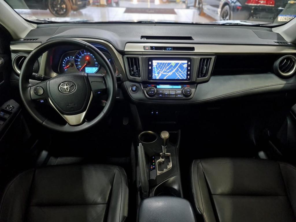 Imagem do veículo TOYOTA RAV4 2.0 4X4 (GASOLINA) (AUTO)