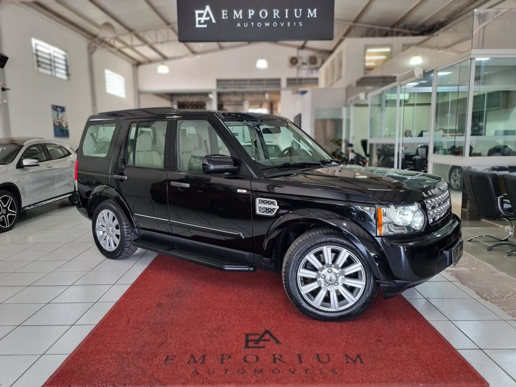 LAND ROVER DISCOVERY 4 S 3.0 4X4 V6  (DIESEL) (AUTO)