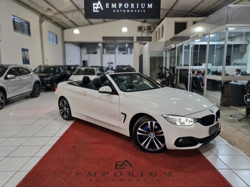 BMW 420I CABRIOLET SPORT 2.0 TB (GASOLINA) (AUTO)