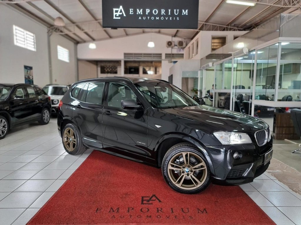BMW X3 3.0 35I M SPORT 4X4 24V (GASOLINA) (AUTO)